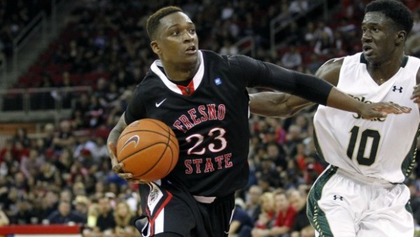 Marvelle Harris and Fresno State are a dangerous #14 seed. (Photo: Campus Insiders)