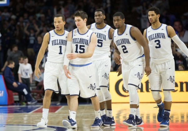 Villanova's Big East Title Game Loss May Have Cost Them A #1 Seed (USA Today Sports)