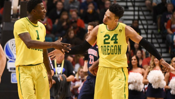 The Ducks Are The Pac-12's Most Final Four-Ready Team (Kyle Terada-USA TODAY Sports)