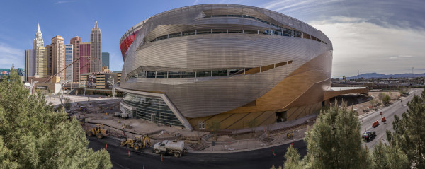 The New T-Mobile Arena Will Host The Pac-12 Tournament Beginning Next Year