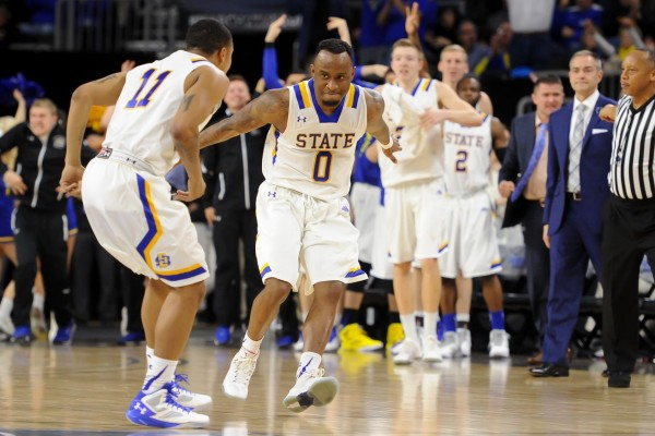 Maryland better be ready for the Jackrabbits. (Steven Branscombe-USA TODAY Sports)