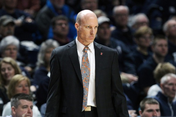 John Groce Has Had a Very Unlucky Run at Illinois (USA Today Images)