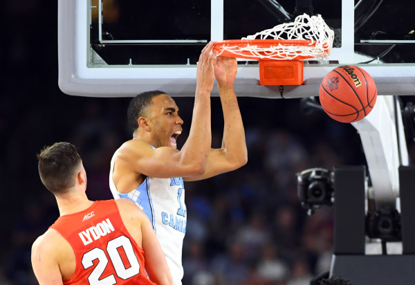Brice Johnson and North Carolina must rule the interior on Monday night.(Photo: Bob Donnan-USA TODAY Sports)