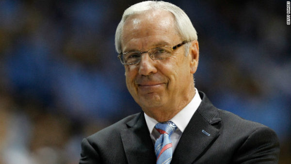 It's looking more and more likely that Roy Williams and the North Carolina basketball program will dodge NCAA penalties. (Getty Images)