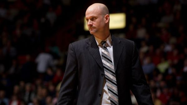 Andy Kennedy hasn't had a losing record in conference play since 2011. (Ole Miss Athletics)