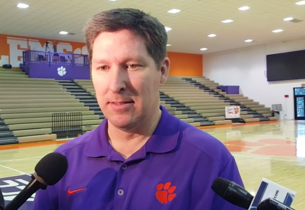 Brad Brownell hopes this is the year that Clemson makes it back to the NCAA Tournament. (sportstalksc.com)