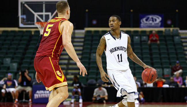 Can Je'Lon Hornbeak and Monmouth duplicate their highlight season last year? (Getty)