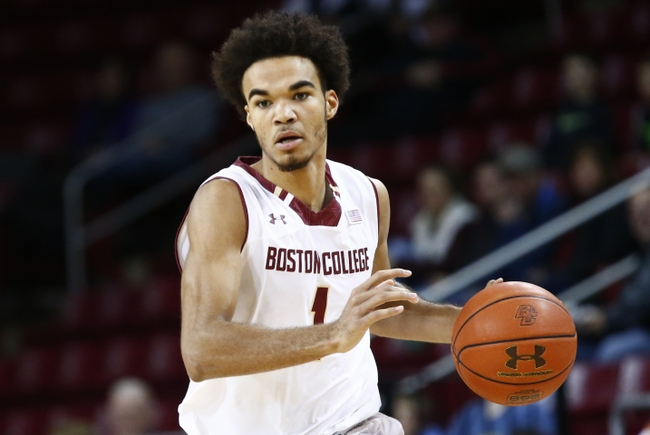 Jerome Robinson key building block at BC