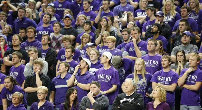 For K-State fans, patience is running thin, maybe?, for Bruce Weber. (Getty)