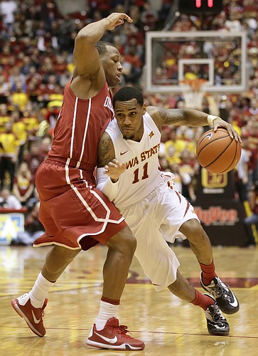 Can Iowa State ride Monte' Morris back to the Big Dance? (AP/Charlie Neibergall)