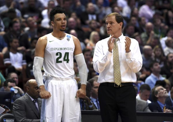 Dana Altman Will Anxiously Await the Return of His Star (USA Today Images)