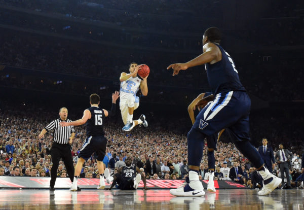 Regardless of Outcome, Marcus Paige's Shot Was One for the Ages (Robert Deutsch-USA TODAY Sports)
