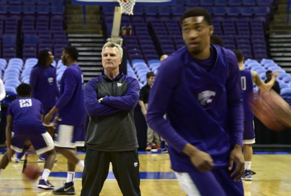 Save for Kansas, the Big 12 appears to be in a transitional period. Is this the best time for Bruce Weber's group to pounce? (Scott Rovak/USA Today Sports)