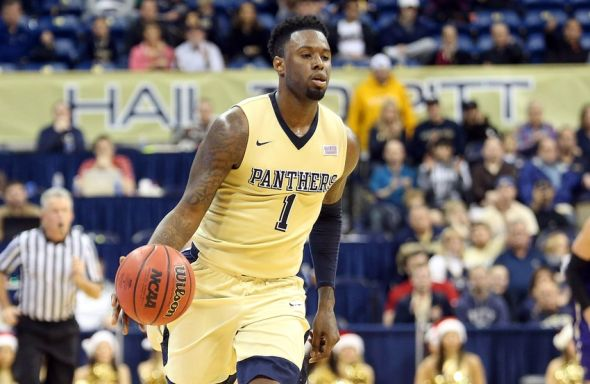 Versatile Jamel Artis may become Pittsburgh's primary ball handler as a senior. (Charles LeClaire/USA TODAY Sports)