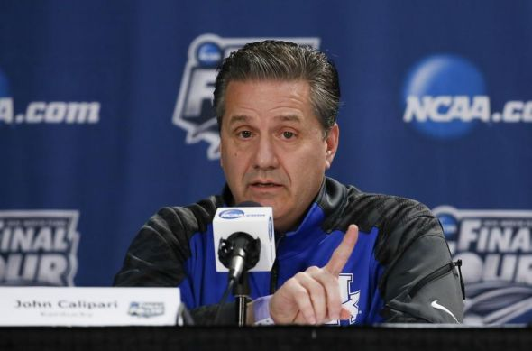 John Calipari is one of the members of the recently created NABC ad hoc committee formed to make recommendations to the NCAA Selection Committee. (Kevin Jairaj / USA TODAY Sports)