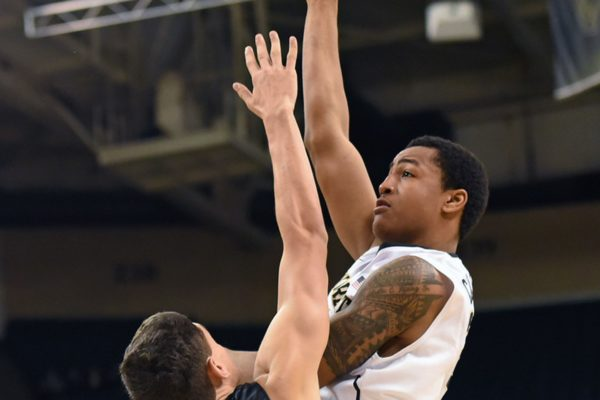 John Collins has put Wake Forest on college basketball's radar. (Photo Credit: Bob Hebert)