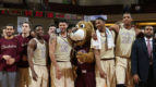 One of the nation's top defensive units, College of Charleston may be smiling a lot in 2016-17. (kingkresse.com)