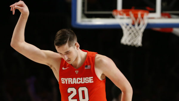 Tyler Lydon will have help this year in Syracuse. (Photo Credit: Kevin Jairaj-USA TODAY Sports)