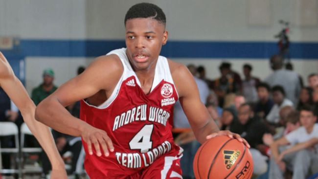 One of the most heralded recruits to enter the NC State program, Dennis Smith Jr. has struggled a bit coming out of the gates. (Addidas)