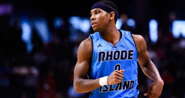 If Rhode Island is going dancing, E.C. Matthews will likely be the one leading the charge. (Getty)