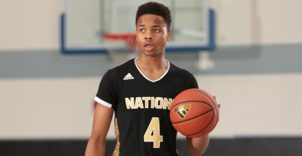 Markelle Fultz Hasn't Played A Minute of College Basketball and He May Be the Best Player In the Conference (Adidas)