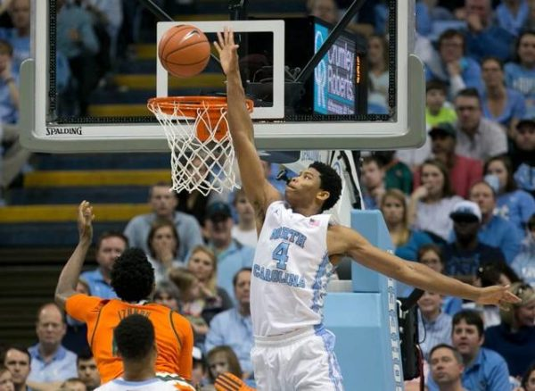 With the departure of Brice Johnson, North Carolina will need senior Isaiah Hicks to play a larger role if they want to return to the Final Four. (Robert Willett/The News & Observer)
