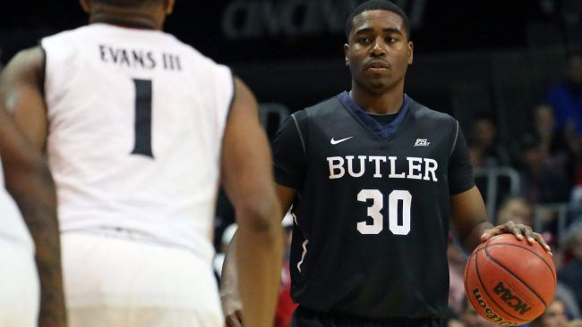 Kelan Martin leads another strong Butler team into this season. (USA TODAY Sports)