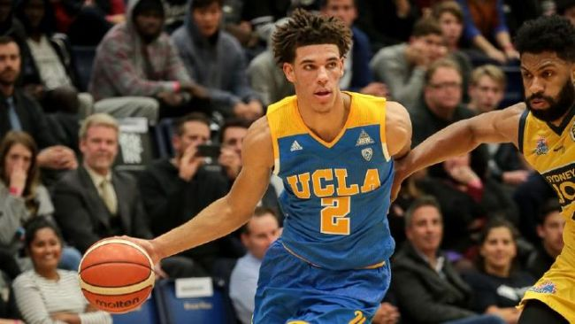 Lonzo Ball has been everything and more for UCLA. Now comes his toughest test yet. (Fox Sports Australia)