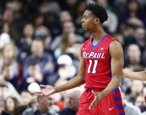 Eli Cain Wonders When DePaul Will Ever Get Over the Hump (USA Today Images)