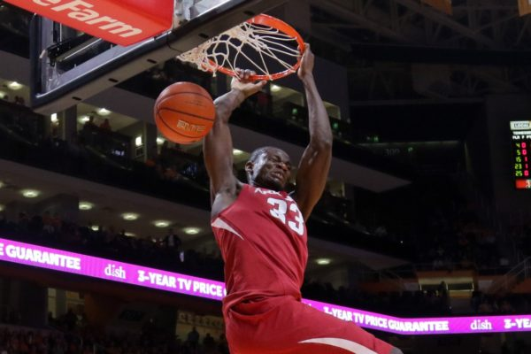 Expect a Big Year From Kingsley in Fayetteville (USA Today Images)