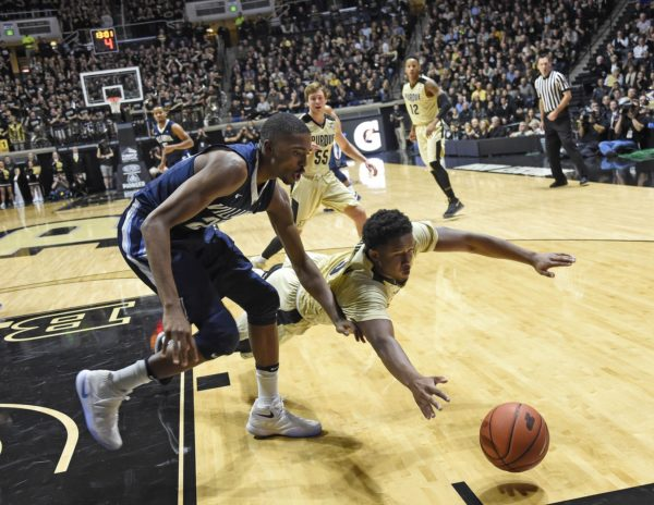 Purdue Gave Villanova Nearly All It Could Handle (USA Today Images)