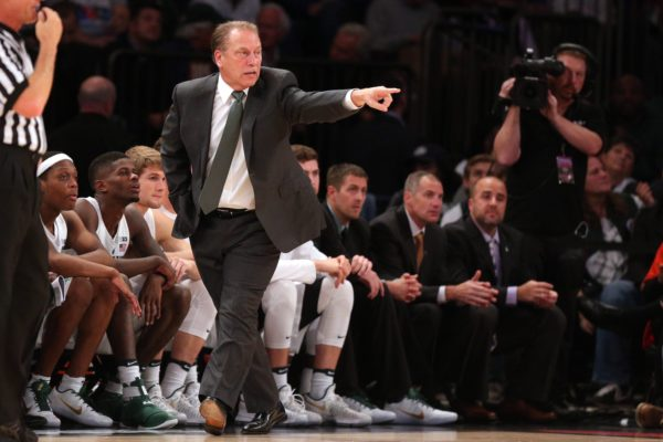 Tom Izzo Couldn't Find Answers to Stop Kentucky's Super Freshman Corps (USA Today Images)