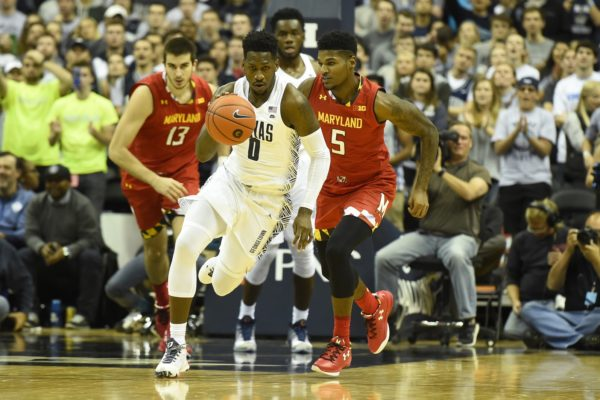 Georgetown Pushed the Ball in (USA Today Images)