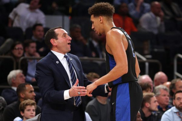 Coach K's Team Will Be Very Tough at Full Strength (USA Today Images)