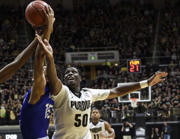 Purdue could use a good week in Cancun (USA Today Images)