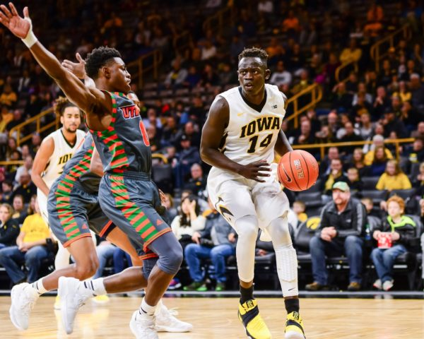 Virginia's Defense Will Have Its Hands Full With Peter Jok (USA Today Images)