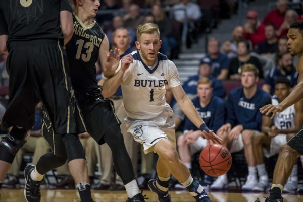 Butler's Tyler Lewis (USA Today Images)