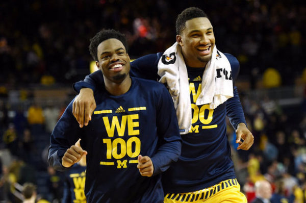 Zak Irvin and Derrick Walton will have one last shot to bring Michigan back into the Big Ten Elite.