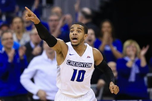 Maurice Watson Jr leads a Creighton team poised to make some noise. (AP)