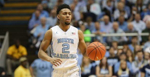 There's no question this year: this is Joel Berry's team. (Photo: Robert L. Poston/CarolinaBlue)