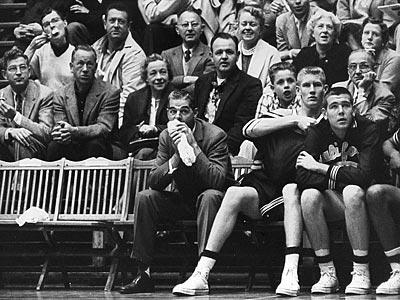 Pete Newell Was the Only Coach Who Dominated John Wooden