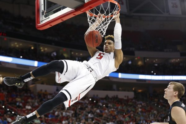 Justin Gray is helping lead the way for Texas Tech (Mandatory Credit: Geoff Burke-USA TODAY Sports)