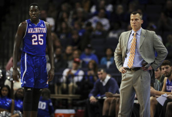 Can UT Arlington garner at-large consideration? Maybe not, but a win in Austin would certainly turn heads. (Justin Ford-USA TODAY Sports)