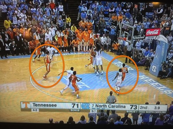 Turner misses two wide open Vols on the final play.