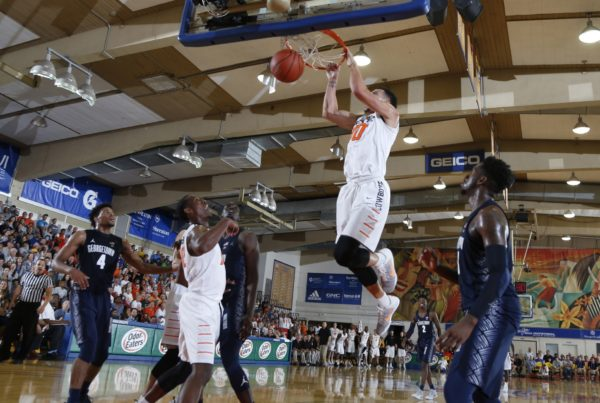 Oklahoma State's Best Win Came Against a Struggling Georgetown Program (USA Today Images)