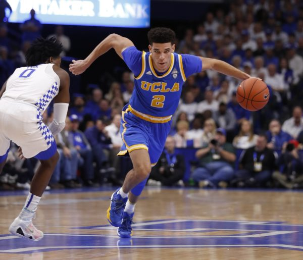 Lonzo Ball (USA Today Images)