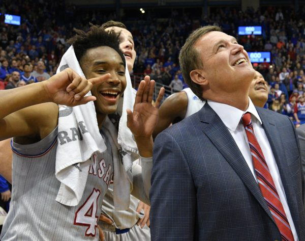 Kansas is Looking for More Smiles in March (USA Today Images)