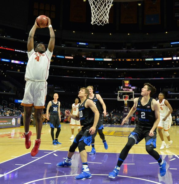 USC Basketball is Soaring -- Has Anyone Noticed? (USA Today Images)
