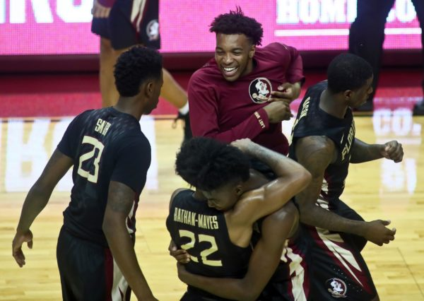 Florida State Appears in Good Shape to This Point (USA Today Images)