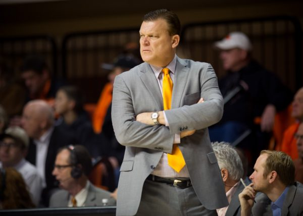 Brad Underwood is Up to Plenty of Good in Stillwater (USA Today Images)